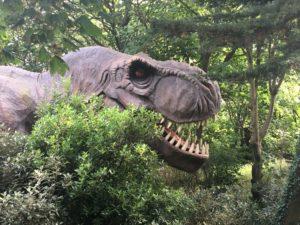 Blackgand Dinosaur