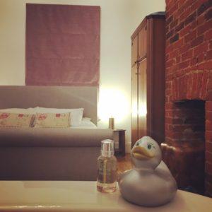 Bath at The Corner House
