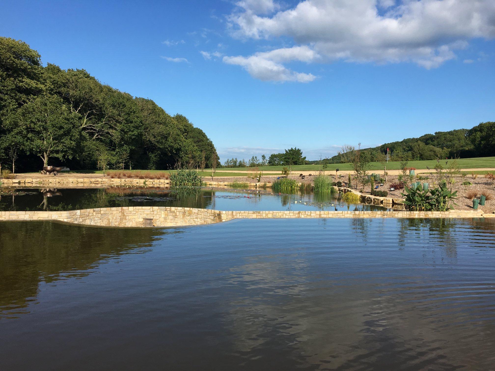 Robin Hill ponds