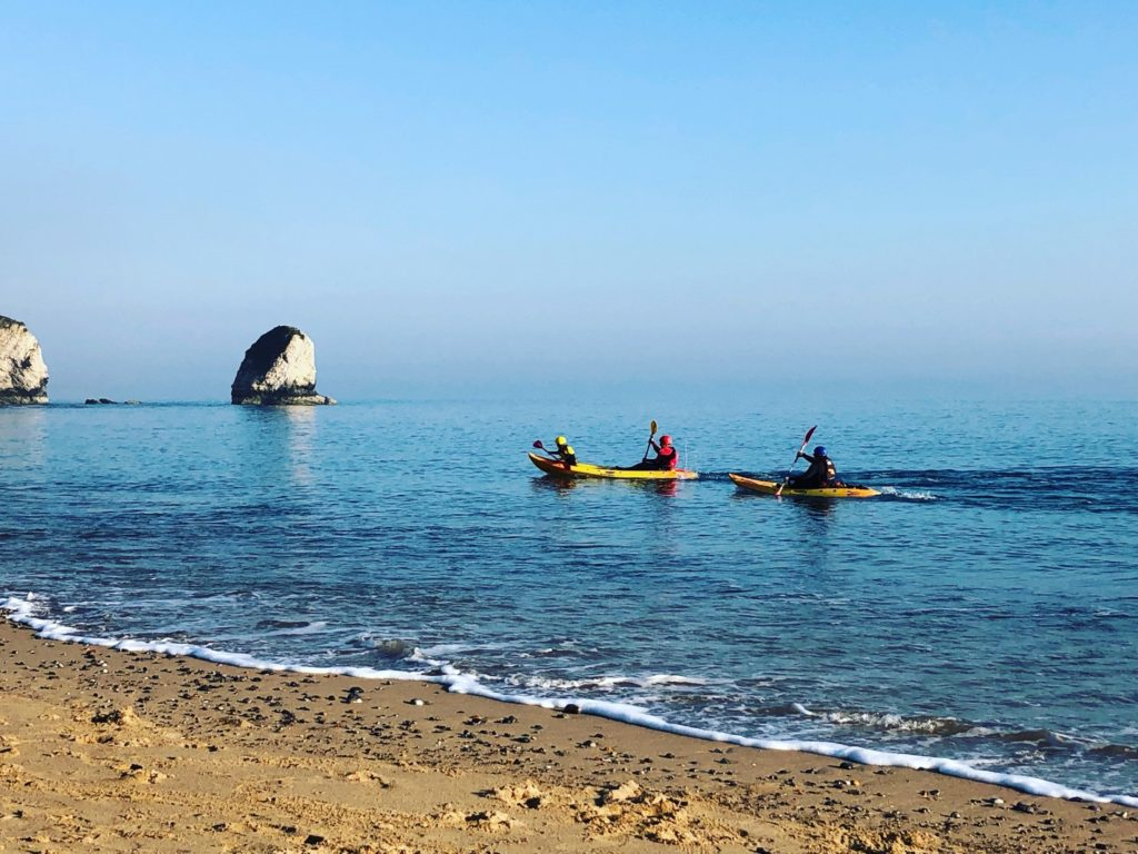 kayaking Adventure Activities